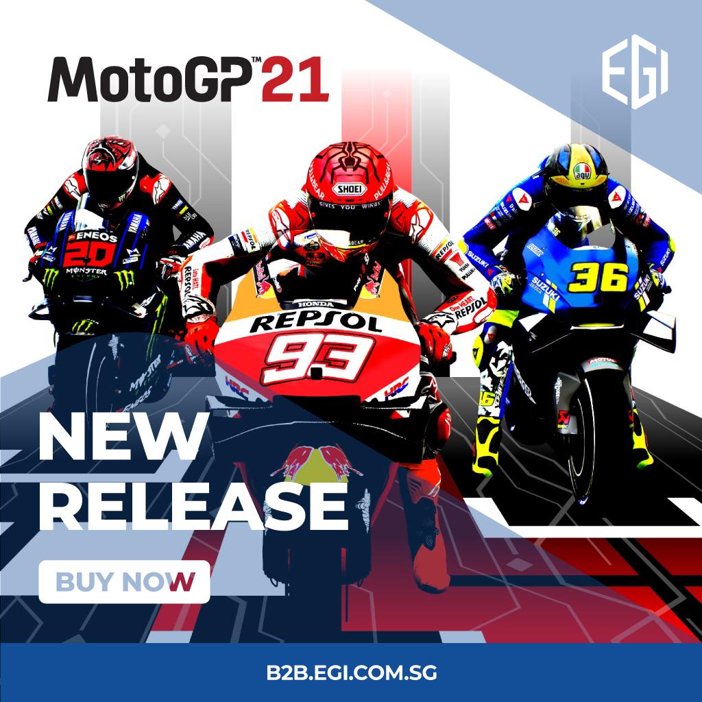 MotorGP21 New Release